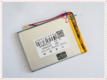 Zhejiang polymer lithium battery manufacturers supply mobile power dedicated 525085 2700mAh 3.7V