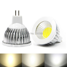 High quality Cree led  MR16 12v  GU10 6w 9w 12w led COB dimmable Spotlight LED cob light lamp  bulbs GU5.3 110V 230V
