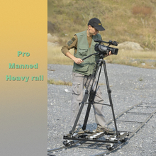 Twzz Heavy Movie Track Slider Manned Rail For Tripod Jib Crane  Photography Movie