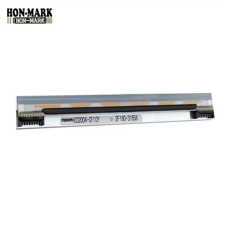 HON-MAKR Original Thermal KF2004-GH10H 10Y Printhead Thermal Print head For Argox OS214 A100 A200 A150 R400 R200 204 Printer<br>