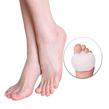 Import biological silica high-heeled shoes sole cushion forefoot pain half a yard of stepping cocoon pad corn pad