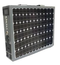 outdoor Lithium Battery portable power generator with solar panel comes up with