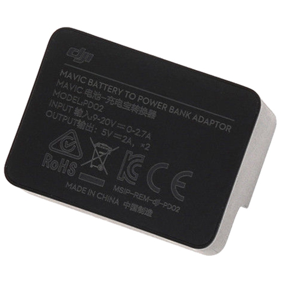 HFES For DJI Mavic Pro Battery Power Bank Charger Converter Charge for Smart Phone Tablet