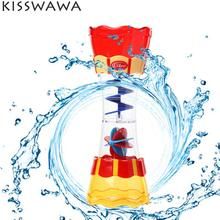 KISSWAWA Water Whirly Wand Cup Beach Toy Toddler Kid Baby Boys Plastic Bath Swim Toy For Children