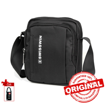 Buy Swisswin Messenger Bag Brand Men Shoulder Bag Male Camera Crossbody Bag Small Messenger Satchel Men Business Travel bag SW5050V for $27.00 in AliExpress store