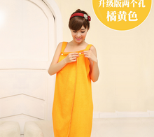 portable Sexy women Bath Towel Wearable Beach Towel Soft Beach Wrap Skirt Super Absorbent lady Bath Gown towel