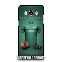 Custom SAINT ETIENNE Jersey Cover Case for Samsung A3 A5 A7 A8 A9 J1 Ace mini J2 J3 pro J5 J7 2016 Core Grand Prime Neo Plus(China)