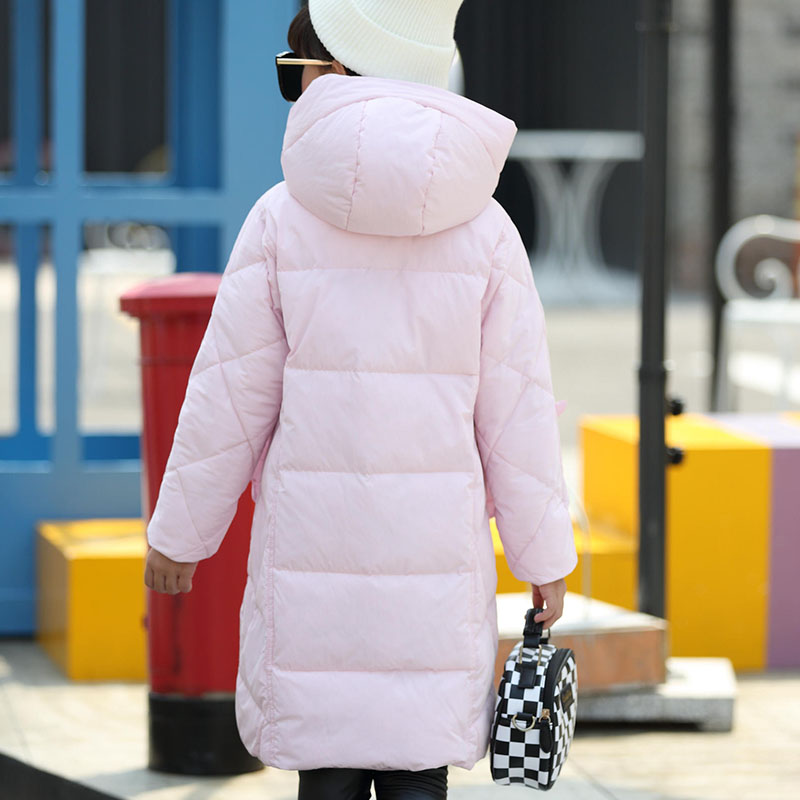 The arrival of the new hot girl real fur cotton coat children winter wear rags child winter jacket new high quality<br><br>Aliexpress