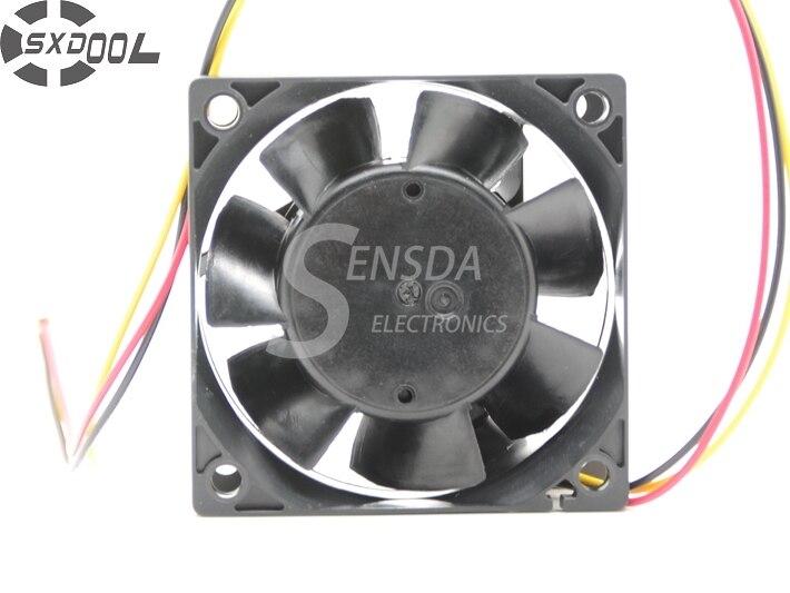 SXDOOL BKO-C2461H04 MMF-06D24DS FC1 6025 DC 24V 0.09A server inverter fan<br>