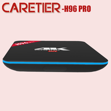 10PCS H96 Pro Amlogic S912 64bit Amlogic Eight Core Android 6 Operating System 2GB/3GB/16GB WiFi Bt4.0 2.4G/5.8G H.265 4K Player