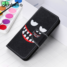 AKABEILA Cell Phone Cases For Apple iPhone 5 5S 5G Cover iPhone 5SE iphone55s 55S 4.0 inch PU Leather Bags Skin Holster