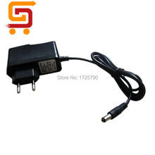 Free Shipping DC 12v 1A 1000mA Power Adapter Router Power Switching Converter Adapter EU Plug 5.5mm x 2.1mm / 2.5mm
