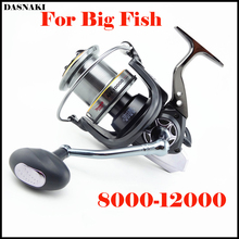 Sea fishing Big fish China cheap New Fishing Reel with German technology fishing reels 8000-12000 series spinning reel