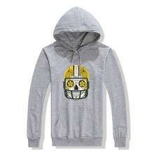 2017 Green Fashion Bay Packers sugar skull Men Sweashirt Women hoodies