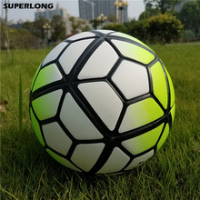 2018 Top Selling Premier PU Soccer Ball Official Size 5 Football Goal League Ball Outdoor equipment Training soccer Futbol(China)