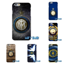For HTC One M7 M8 A9 M9 E9 Plus Desire 630 530 626 628 816 820 Inter Milan Football Club Logo Silicon Soft Phone Case Cover(China)