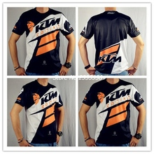 quick dry KTM T-shirt Moto cross Race Motorcycle Bicycle Motor short sleeve ourdoor hiking T shirt