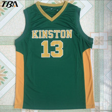 2017 Mens SexeMara Cheap Throwback Basketball Jerseys 13 Brandon Ingram KINSTON High School Basketball Jersey Sewn Free Shipping(China)