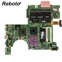 Reboto For DELL XPS M1530 Laptop Motherboard CN-0F125F 0F125F F125F PM965 With 8600M 256MB GPU DDR2 100% Tested Fast Ship(China)