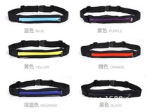 combined shipping cost no logo running hiking bicycle outdoor sports waist bag/bags-colorful 100pcs/lot