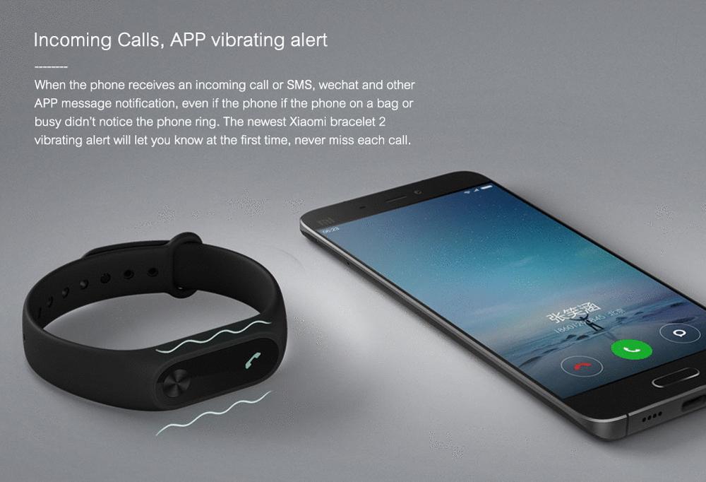 In stock 100% Original Xiaomi Mi smart wristband Xiomi Fitness Bracelet miband 2 mi band 2 for Xiaomi Mi6 sport tracker 6