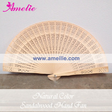Free Shipping Asian Chinese Sandalwood Fan Artistic Chinese Creations Wedding Party Favors 100pcs/lot