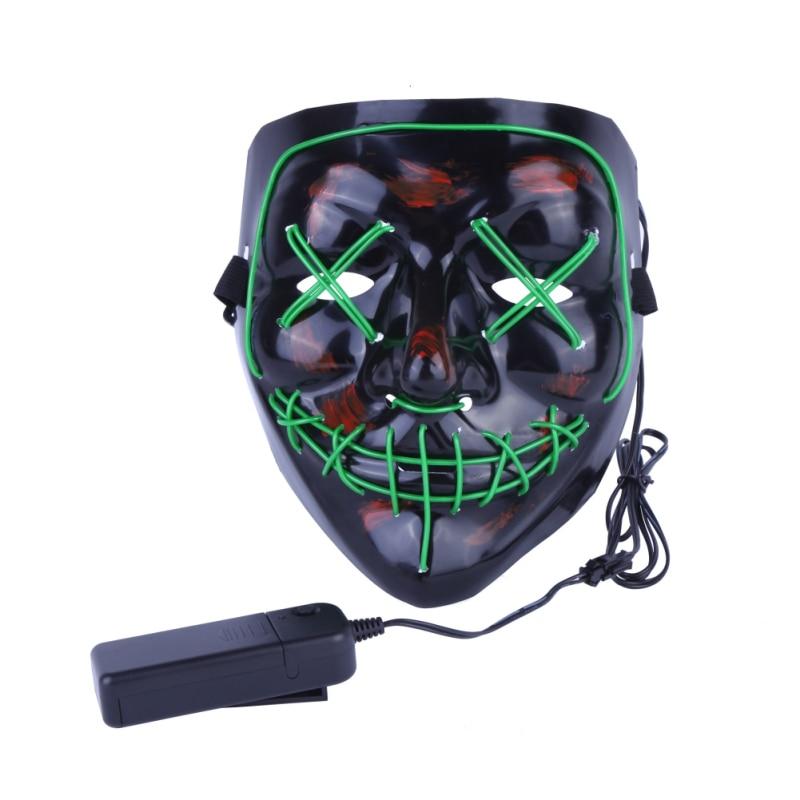 Halloween Mask LED The PurgeMask