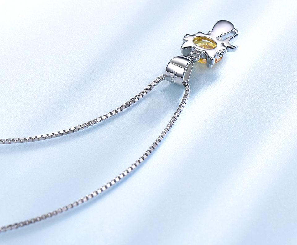 925 sterling silver pendant for women (4)