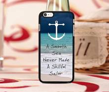 10 Pieces/Lot Whoesale Sailor Phone Case For iPhone Cheapest Plastic Sea Phone Cover Phone Case