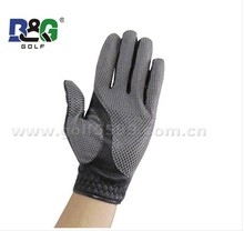 OEM Colorful sheep skin Golf Glove with free shipping(China)