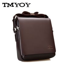 TMYOY 2017 Small men messenger bags quality Kangaroo leather shoulder man bag casual briefcase fashion men travel bags BN006-1