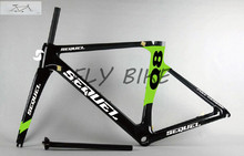 Hot sale T800 Carbon Road Bike Frame UD Carbon Frame set With logo full carbon fiber,cube frame and fixie