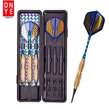 18g Soft Tip Darts Copper Steel Darts Needle Professional Electronic Dart Safty Game For Dart Board 3 pieces/set(China)