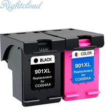 High Quality Compatible Ink Cartridge For HP901 901XL HP J4580 4660 4680 hp4500 901 Large Capacity Hot sale cheap printer ink(China)
