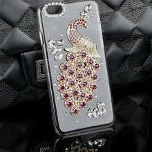 Fashion Coque Crystal Cover Bling Cell Phone Case for Iphone 7 7 Plus 6 6s Plus 4 4s 5 5s Diamond Rhinestone Mobile Phone Cases