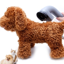 Cat Dog Pet Hair Fur Remover Shedding Grooming Brush Comb Vacuum Cleaner Trimmer Grooming Clean Fur Perros Gatos Supply