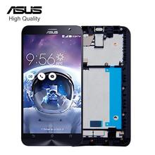 LCD For ASUS Zenfone 2 ZE550ML Z00BD Display with Touch Screen Digitizer Assembly With Frame Tested TFT IPS 1280*720 ZE 550ML