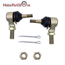 Joint Ball U-joint 10mm Tie Rod End for ATV Turn Joint Ball Rod Spare Parts Tie Rod End Kit for Yamaha Raptor 660 YFM660 YFM660R