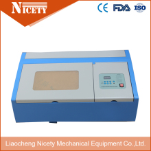 NT-3020 gold laser head co2 laser engraving machine with high quality with 50w laser tube(China)