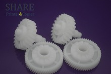 10 X Fuser Drive Gear RU6-0018-000 For hp P1505 1505n M1522n M1120n Fuser Drive Gear 23T 56T RU6-0018(China)