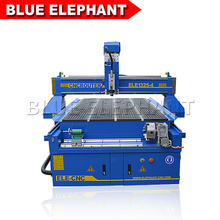 Dust collection system wood cnc router with rotary device woodworking center1325 for Furniture making(China)