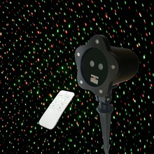 Waterproof laser star for outdoor.Landscape RGB  motion Proector sky starry Remote Control Show Red Green Laser Blue XF-GSW-05