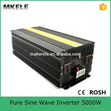 MKP5000-242B 5kva dc ac power inverter 5000va 24v 220/230/240vac pure sine wave electric inverter for house using