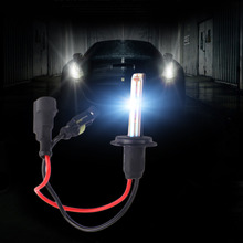 Buy Car Styling 1 Sets HID Conversion Bulb 12V 55W HID Xenon Bulb H7 Car Headlights 3000K 4300K 5000K 6000K 8000K 10000K 12000K for $17.20 in AliExpress store