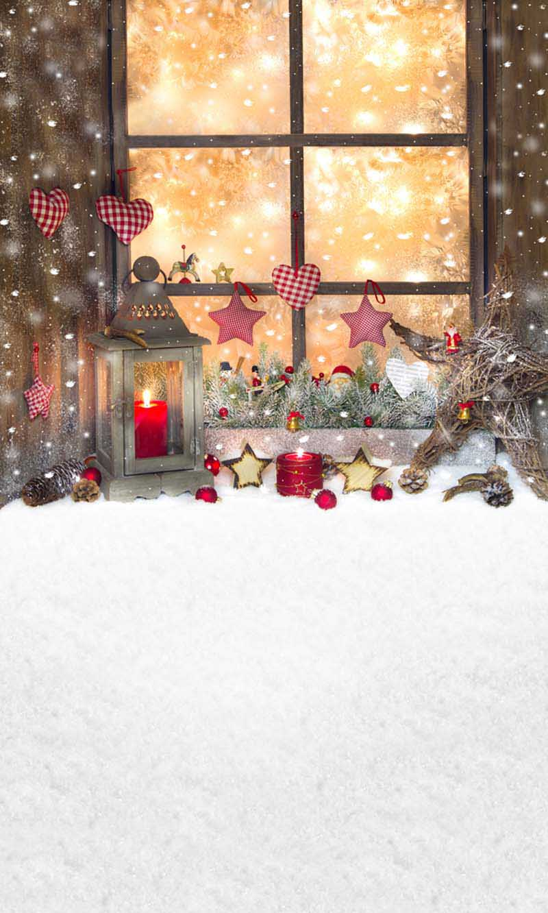 Thin Vinyl photography Cloth Computer Printed Children Photography Backdrops Christmas Theme Background for Photo studio st-168<br><br>Aliexpress