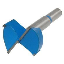 Best Selling  87g Carpentry 9.5mm Shank 38mm Cutting Diameter Blue Hinge Boring Drill Bit