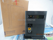 Free Shipping+1000mAh battery+ Black Color Unlocked Huawei E5172 LTE CPE 4G Router