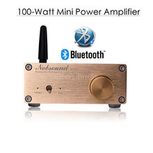Buy 2018 New Nobsound 100 Watts Bluetooth 4.0 Mini HiFi TPA3116 Power Amplifier Digital Audio Stereo Amp for $33.99 in AliExpress store