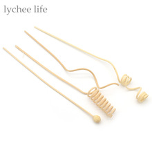 Lychee 10pcs Rattan Reed Fragrance Oil Diffuser Replacement Stick