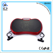 High quality 2016 Vibration Plate Vibration Massager Crazy Fit Massage for loss weight with free shipping(China)